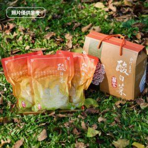 3包酸白菜商品示意圖