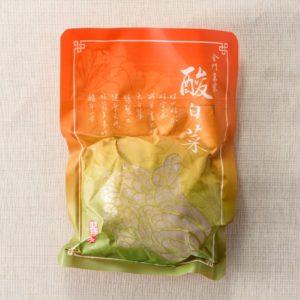 金門高粱酸白菜單包