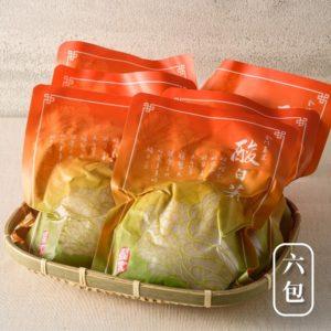 酸白菜6包